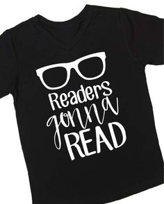 Readers Gonna Read Kids' Graphic T-Shirt