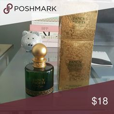 Perfume Jessica Simpson fans nights New with box Accessories