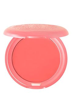 """Stila: Convertible Color in """"Petunia"""" (coral peach cream) / """"Stila's ingenious lipstick and blush-in-one proves to be irresistible. This versatile favorite brightens cheeks and lips with creamy, translucent color. Tap onto cheeks and press onto lips. The sheer tint adds an inherent glow to the cheeks while lips bloom with fresh, radiant color."""""""