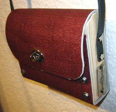 kiga, geschraubte Tasche - Du bist aber groß ge... von sambea - tragbare objekte auf DaWanda.com