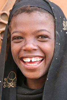 a big smile from Yemen by Ferdinand Reus, via Flickr