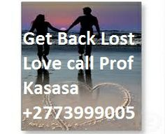 Return a Lost lover spell Prof Kasasa +27739990051  Spells can be about love, relationship, and sex. This one is ALL ABOUT bringing back your lover! If you want a spell that is solely about getting them back in your arms, this spell has significant energy just to do that for your love life. Spells change a lot! The influence ability of this spell has powerful undercurrent to make your lover come home.