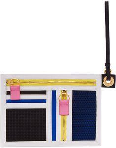 Kenzo - Multicolor Kombo Zip Pouch