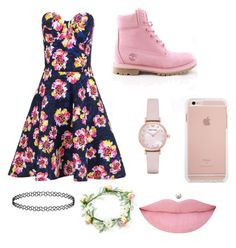 """""""Pls!!!!"""" by princessemmaxoxo on Polyvore featuring Timberland and Emporio Armani"""