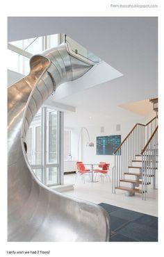 Slide > Stairs!!