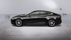 2015 Tesla S side