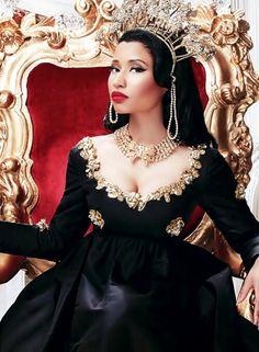 Nicki minaj queen of rap