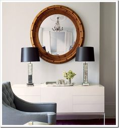 bamboo-framed-mirror-decor
