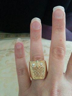 Owl ring :)
