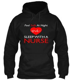 Limited Edition Nurse Hoodie | nitelifetshirts.com/nurses #nurses Great gift for nurses and nursing students.