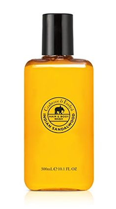 Bath n Scrub Crabtree  Evelyn Hair and Body Wash for Men Indian Sandalwood 101 fl oz * Click image for more details.
