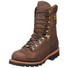 "Chippewa Men's 9"" Waterprrof Insulated Arctic 50 Boot"