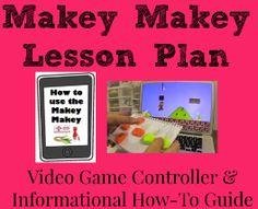 makey makey lesson plan