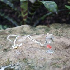 Bottle Necklace by Studio Species