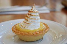 Tartaletky s citronovým krémem – Tartelette au lemon curd
