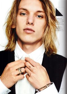 Jamie Campbell Bower as Jace Wayland-Herondale-Morgenstern-Lightwood
