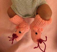 Baby Knitting, Slippers, Fashion, Moda, Fashion Styles, Baby Knits, Slipper, Fashion Illustrations, Flip Flops