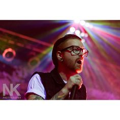 Memphis May Fire Matty Mullins