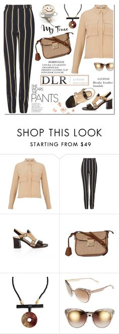 """""""DLR LUXURY BOUTIQUE"""" by j-sharon ❤ liked on Polyvore featuring Whistles, Topshop, Santoni, Borbonese, Tag, Zimmermann, Jimmy Choo and dlrboutique"""