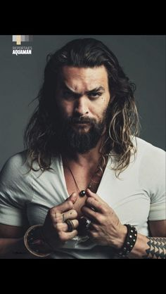 Jason momoa Monday  he would brighten anyones Monday... #handsome #hot #sexy #celebrity #hunk