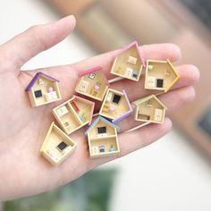 2017. Miniature House ♡ ♡ By Marina