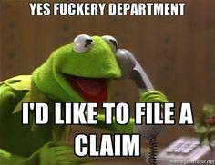 Image result for Fuckery Department meme
