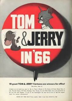 Tom and Jerry in '66