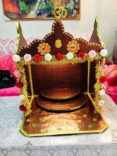 Krishna Jhula Decoration Ideas Janmashtami Decoration