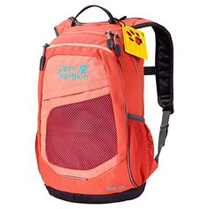 Jack Wolfskin Youth Track Jack Rucksack Hot Coral 12 L -- To view further for this item, visit the image link.(This is an Amazon affiliate link)