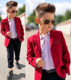 Sameer Khan Creation We Toddler Boy Fashion, Little Boy Fashion, Toddler Outfits, Baby Boy Outfits, Kids Outfits, Fashion Kids, Baby Boy Swag, Kid Swag, Baby Boys