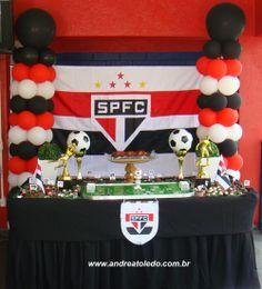 Mesa São Paulo Futebol Clube Mimosas, Time Sao Paulo, Dino Cake, Birthday Cake, Party, Blog, Masculine Party, Birthday Cakes, Parties