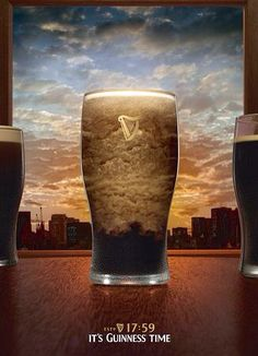 It's Guinness Time