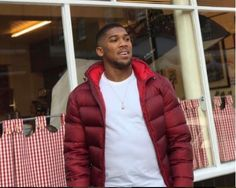 Anthony Joshua Intends To Get Married In The Next 10-12 Years And Heres Why Anthony Joshua Girlfriend, Boxing Anthony Joshua, Black Man Haircut Fade, Black Men Haircuts, Antony Joshua, Got Married, Getting Married, Gorgeous Black Men, Mens Fitness
