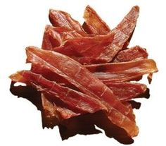 Here is another recipe for Homemade Chicken Jerky from Bark magazine. With all the reports of dogs getting sick from those treats made in China if you make your own you will know they're safe and your wiggle butts will love them!