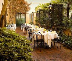 Planters Inn, Charleston SC