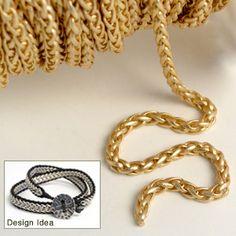 Wheat- Satin Gold