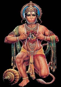 Sri Hanuman Chalisa/ The Gates of Sweet Nectar – Krishna Das