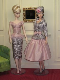 This would spell disaster for any other girl......except for Barbie she makes it werk!!:-)
