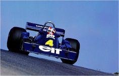 Patrick Depailler (Tyrrell-Ford P34) Grand Prix du Canada