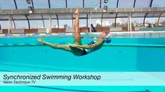Synchronized Swimming Workshop