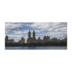 Central Park Skyline in New York City