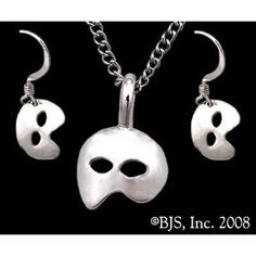Phantom Necklace & Earrings