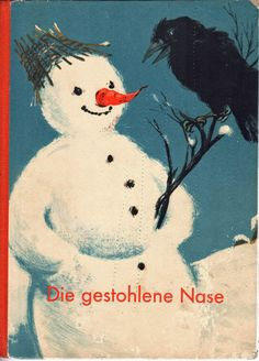 #10764 Meyer-Rey Die gestohlene Nase 1953 Kinderbuch DDR Bilderbuch Tiere Wald | eBay