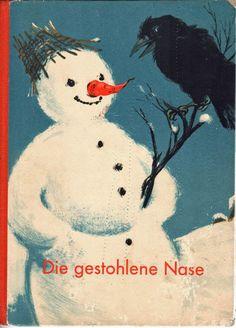 #10764 Meyer-Rey Die gestohlene Nase 1953 Kinderbuch DDR Bilderbuch Tiere Wald   eBay