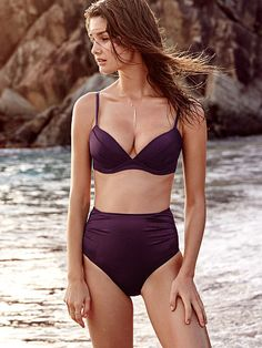 The Angel Convertible - Forever Sexy - Victoria's Secret- 36dd eggplant