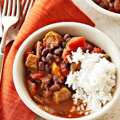 Celebrate Mardi Gras with some Cajun flavor! You don't need meat to make a flavorful gumbo. Our vegetarian recipe idea will keep you warm and filled with healthy vegetables, black beans and seasoning.