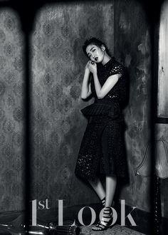 2015.04, 1st Look, Kim Go Eun