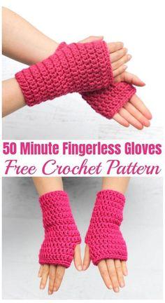 Crochet Fingerless Gloves Free Pattern, Crochet Mitts, Fingerless Gloves Knitted, Free Crochet, Crochet Hand Warmers, Creations, Crochet Patterns, Coffee, Crotchet