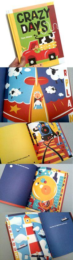 Crazy Days Taro Miura | Tate Publishing  2009
