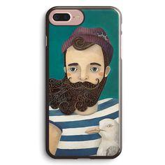 A Sailor Apple iPhone 7 Plus Case Cover ISVH700